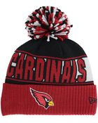 New Era Arizona Cardinals Rep Your Team Pom Knit Hat - Lyst