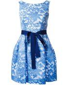 P.A.R.O.S.H. 'Petunia' Dress - Lyst