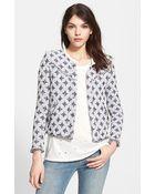 IRO Diamond Tweed Jacket - Lyst