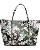 Dolce & Gabbana Large Leather Bag - Lyst