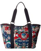 LeSportsac Carryall Tote - Lyst