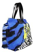Just Cavalli Shopping Canvas Stampa Tigre - Lyst