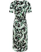 TOME Printed Silk Dress - Lyst