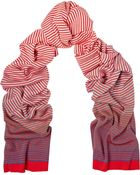 Missoni Striped Cotton-Blend Scarf - Lyst