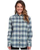 Carhartt Hamilton Flannel Shirt Ii - Lyst