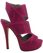 Michael Antonio The Kadyn Platform Sandal - Lyst