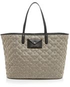 Marc By Marc Jacobs Tote - Metropolitote Straw Beach - Lyst