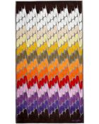 Missoni Cotton Beach Towel - Lyst