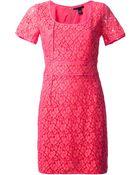 Marc By Marc Jacobs Luna Lace Dress - Lyst