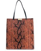 Stella McCartney 'Beckett' Tote - Lyst