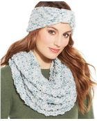 Collection Xiix Spacedyed Mohair Lurex Headwrap - Lyst
