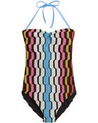 Missoni Mare Printed Swimsuit - Lyst