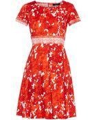 Weekend by Maxmara Zero Stretch-Cotton Dress - Lyst