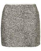 Topshop Petite All Over Sequin Pelmet Skirt - Lyst