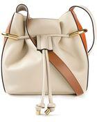 Chloé Emma Leather Shoulder Bag - Lyst