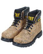 Topshop Caterpillar Colorado Boots - Lyst