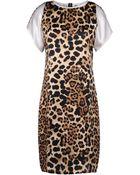 Rodarte Short Dress - Lyst