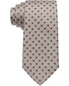 MICHAEL Michael Kors Silk Dot Print Tie - Lyst