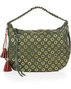 Marc Jacobs Large Nomad Leather Hobo - Lyst