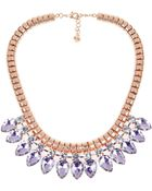 Ted Baker Tear Drop Crystal Necklace - Lyst