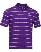 Under Armour Space Stripe Polo Shirt - Lyst