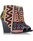 Burberry Prorsum Ankle Boots - Lyst