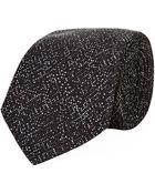 Lanvin Pixel Dot Silk Tie - Lyst