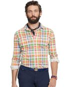 Polo Ralph Lauren Plaid Jersey Western Shirt - Lyst