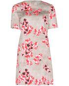 Giambattista Valli Printed Cotton Dress - Lyst