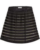 3.1 Phillip Lim Pleated Organza Skirt - Lyst
