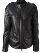 Giorgio Brato Zipped Jacket - Lyst