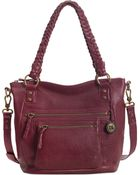 The Sak Mariposa Satchel - Lyst