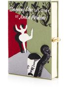 Olympia Le-Tan The Dancing Star Book Clutch - Lyst