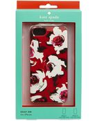 Kate Spade Romantic Spring Iphone 6 Case - Lyst