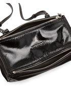 Givenchy Pandora Mini Patent Leather Crossbody Bag - Lyst