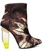 Miista Amaya Heeled Ankle Boots - Lyst