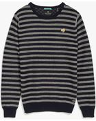 Scotch & Soda Crewneck Sweater - Lyst