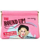 Charlotte Olympia 'Round Up Maggie' Clutch - Lyst
