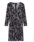 Tory Burch Silk Interlock Dress - Lyst