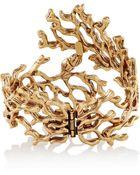 Oscar de la Renta Gold-Plated Cuff - Lyst