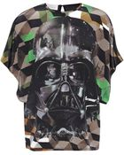 Preen By Thornton Bregazzi Padme Top with Darth Vader - Lyst