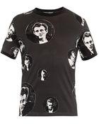Dolce & Gabbana James Dean-Print Jersey T-Shirt - Lyst
