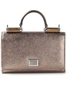 Dolce & Gabbana Small Miss Sicily Shoulder Bag - Lyst