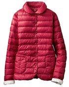 Uniqlo Women Idlf Ultra Light Down Compact Jacket - Lyst