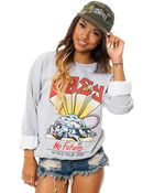 Obey The No Future Crewneck - Lyst