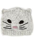 Forever 21 Cat Ears Beanie - Lyst