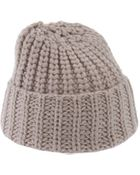 Warm-me Hat - Lyst