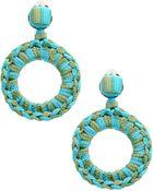 Missoni Earrings - Lyst