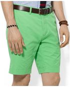Polo Ralph Lauren Polo Classicfit Lightweight Chino Shorts - Lyst