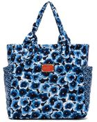 Marc By Marc Jacobs Pretty Nylon Aki Floral Medium Tote - Lyst